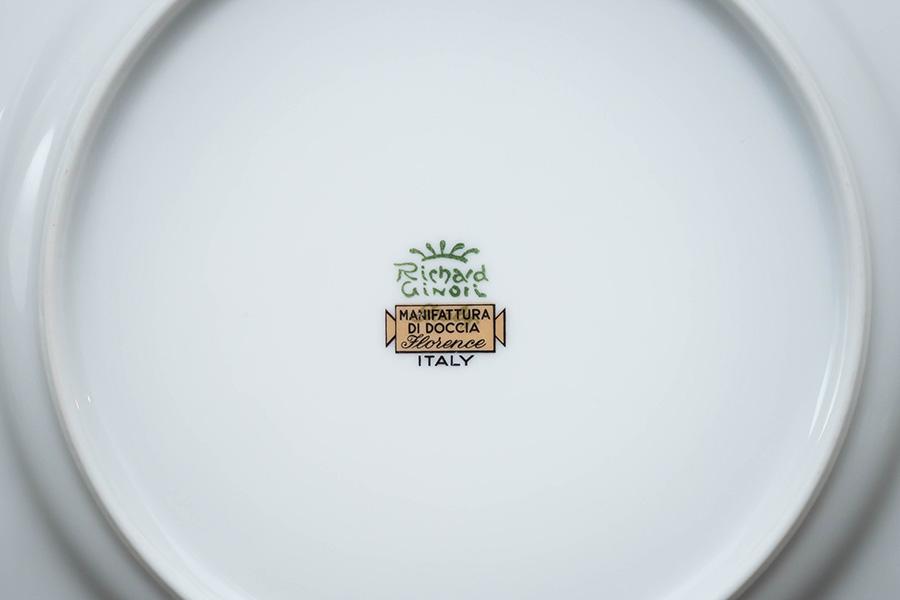 リチャード・ジノリ イタリアンフルーツ 25cmプレート