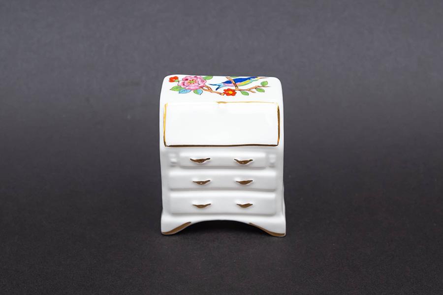 エインズレイ ペンブロック ミニチュア家具(ライティングビューロー)