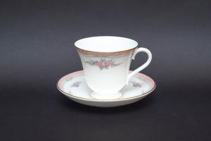 ウェッジウッド ロザリー ティーカップ&ソーサー(ヴィクトリア)
