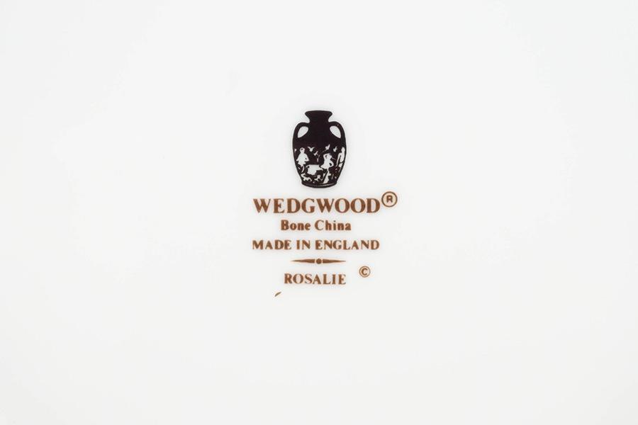 ウェッジウッド ロザリー 20cmプレート