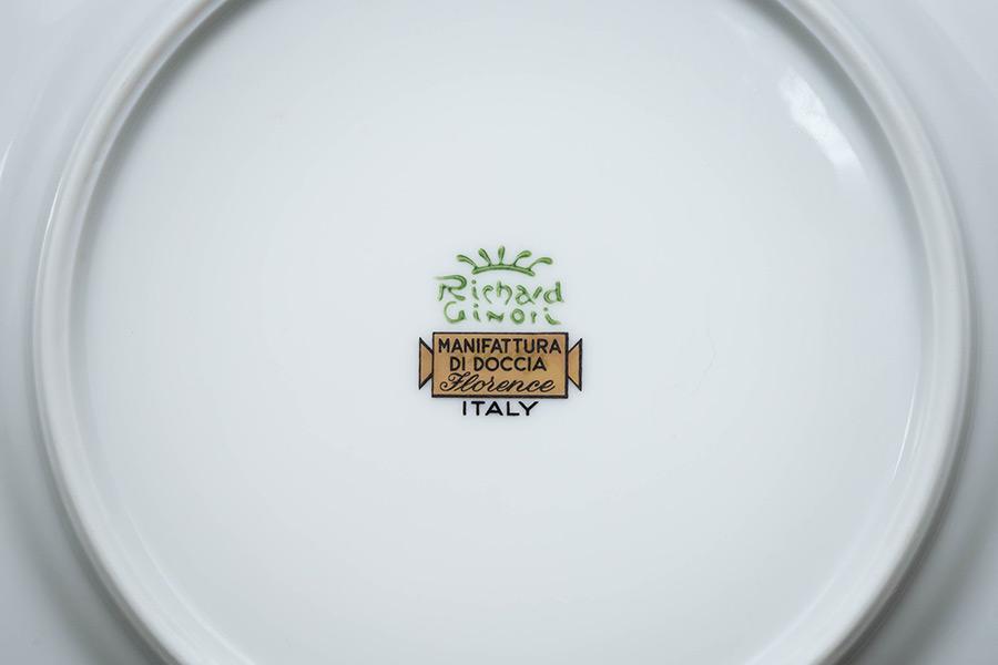 リチャード・ジノリ イタリアンフルーツ 19cmプレート
