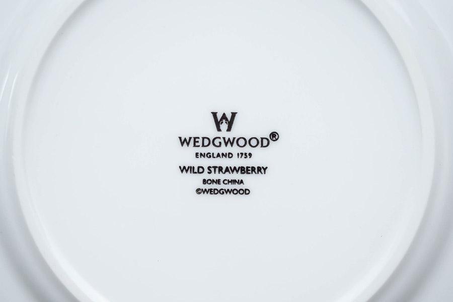ウェッジウッド ワイルドストロベリー 15cmプレート