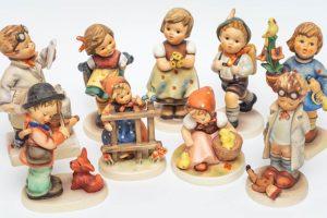 ゲーベル社のフンメル人形をまとめてお買取しました
