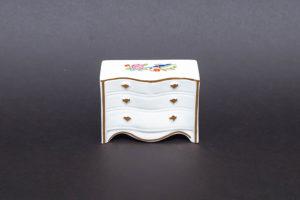 エインズレイ ペンブロック ミニチュア家具(チェスト)