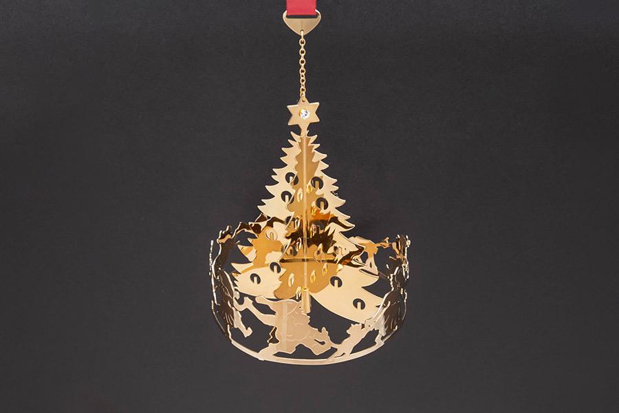 ジョージ・ジェンセン クリスマスオーナメント(1997年)『Christmas Joy』
