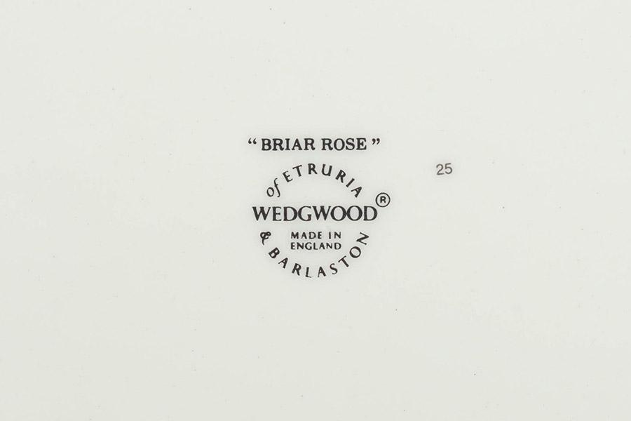 ウェッジウッド ブライアローズ 26cmプレート