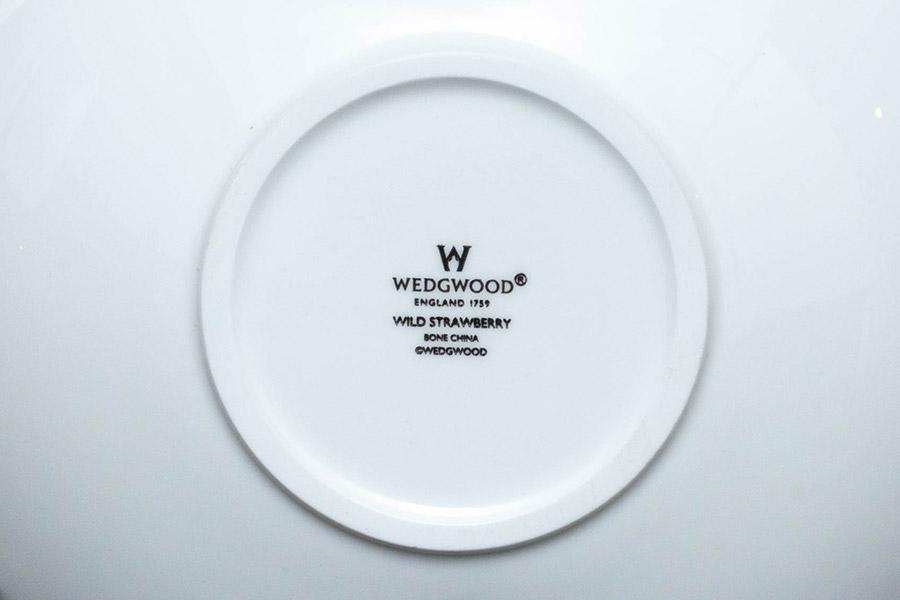 ウェッジウッド ワイルドストロベリー マリアージュボウル(Sサイズ)