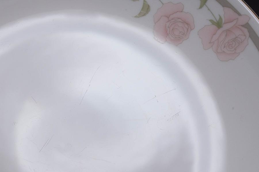 ロイヤル・ドルトン トワイライトローズ ブレッド&バタープレート