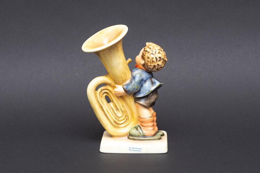 ゲーベル フンメル人形 『The Tuba Player(チューバ奏者)』