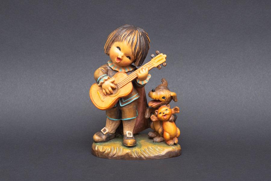 アンリ 木彫人形『Romeo(ロミオ)』