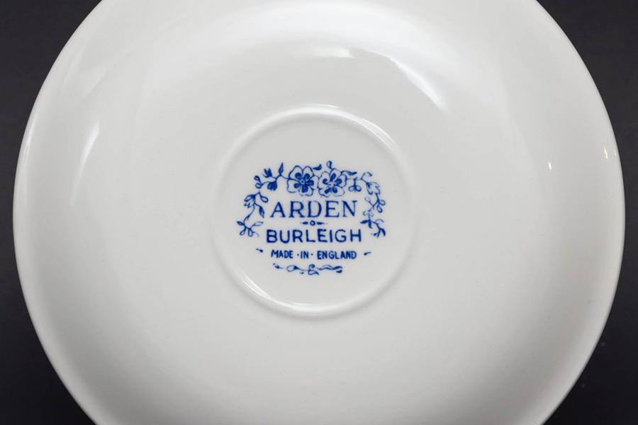 バーレイ ブルーアーデン ティーカップ&ソーサー