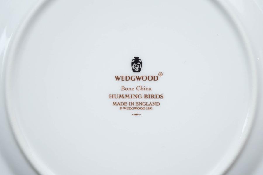 ウェッジウッド ハミングバード 18cmプレート