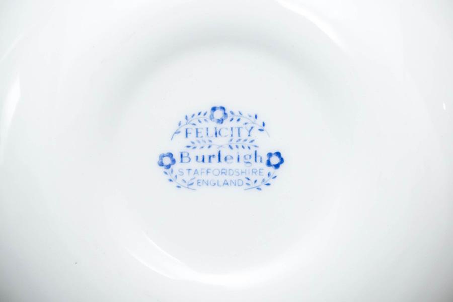 バーレイ ブルーフェリシティー スープボウル