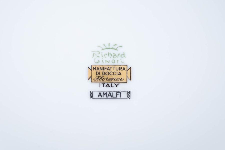 リチャード・ジノリ アンティックローズ 26cmプレート