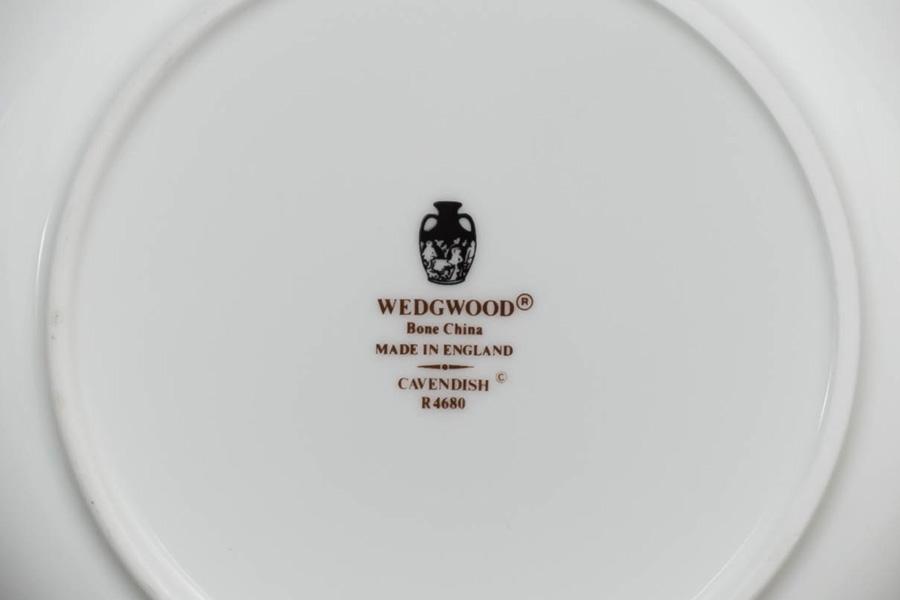 ウェッジウッド キャベンディッシュ スーププレート