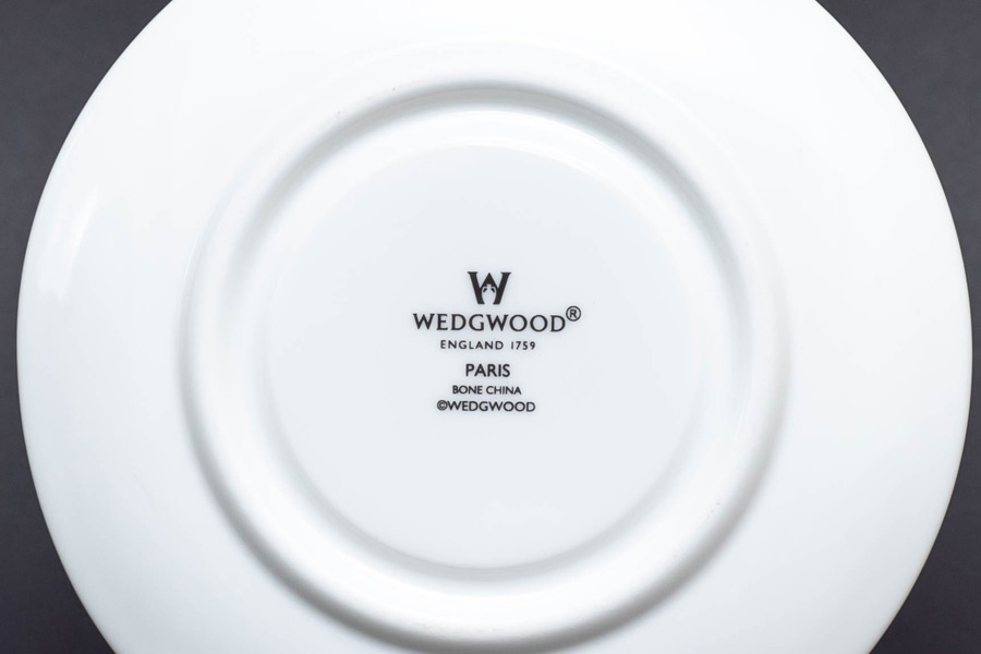 ウェッジウッド パリス デミタスカップ&ソーサー