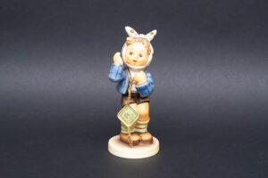 ゲーベル フンメル人形 『Boy with Toothache(虫歯の少年)』(50周年記念)