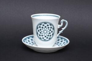 リチャード・ジノリ ミュージオクラシコ モーニングカップ&ソーサー