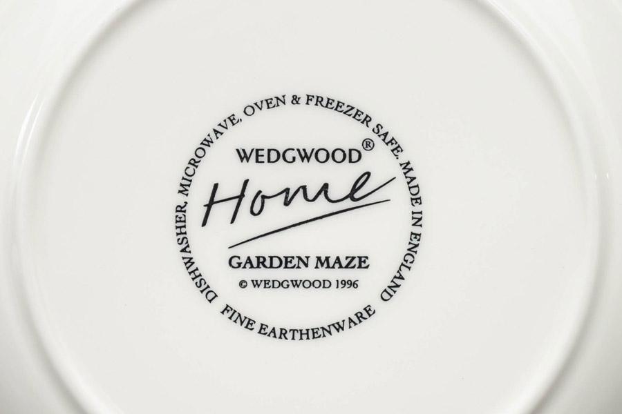 ウェッジウッド ガーデンメイズ 21cmプレート(チューリップ)