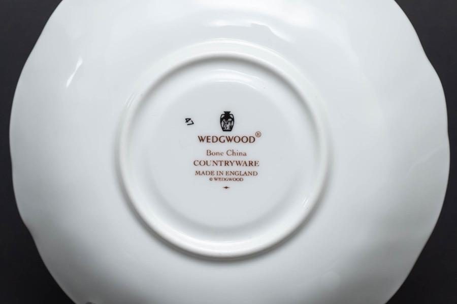 ウェッジウッド カントリーウェア ティーカップ&ソーサー