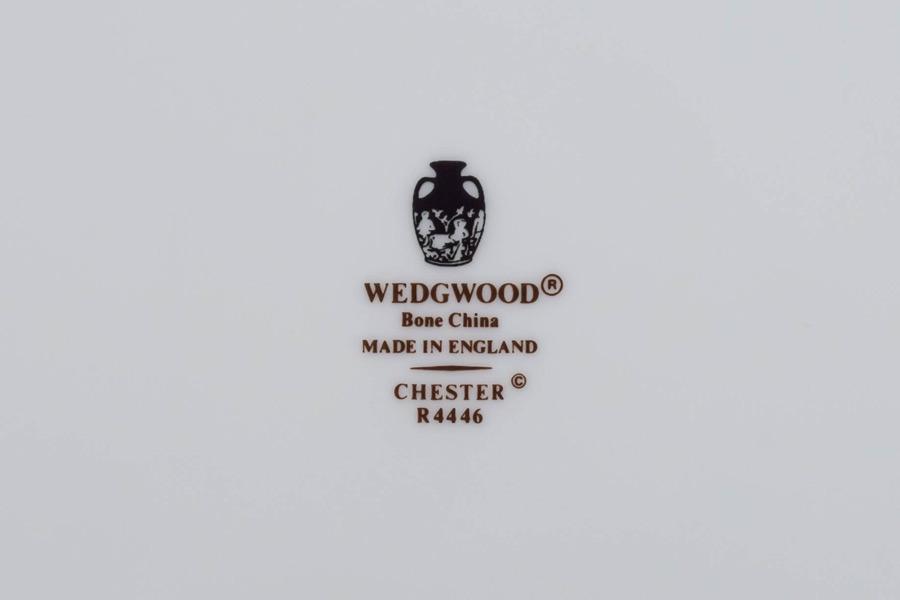 ウェッジウッド チェスター 21cmプレート