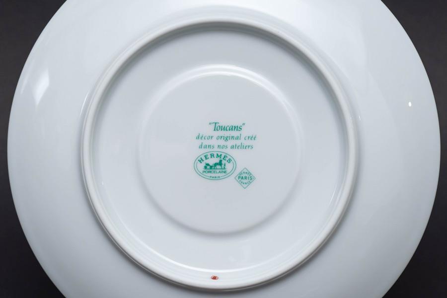 エルメス トゥカン モーニングカップ&ソーサー