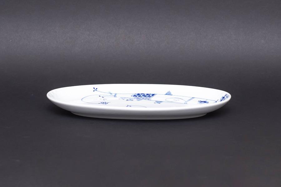 ロイヤル・コペンハーゲン ロイヤルクリーチャー 23.5cmオーバルディッシュ(へリング)
